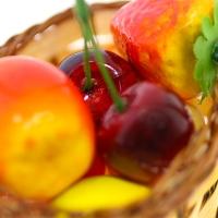 Декоративные фрукты, ягоды и овощи