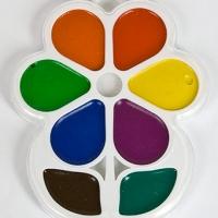 Краски акварель, гуашь,темперы