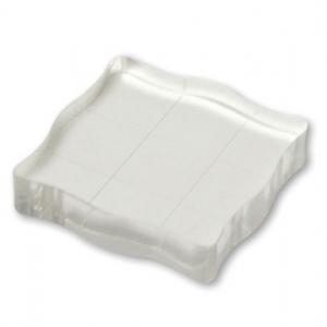 Акриловый блок для штампов