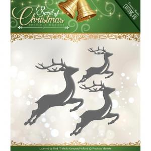 """Spirited Reindeer"""
