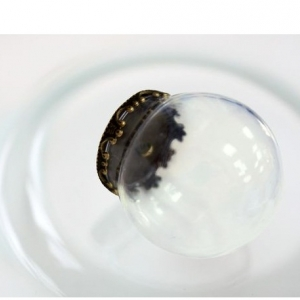 Набор стеклянный кулон-ШАР