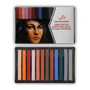 """Набор пастели """"портретные цвета"""""""