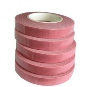 Флористическая лента  розовый