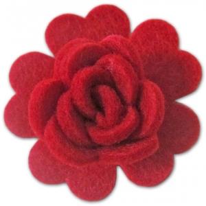 Цветок розочка