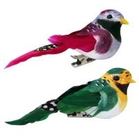 Птички с клипсой , ассорти
