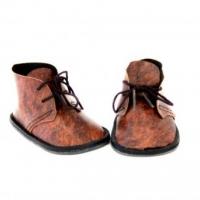 Ботиночки для кукол, (коричневые)
