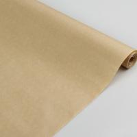 Бумага упаковочная крафтовая «В зимнем лесу»