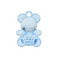 'Мишка', (пластик) 2*1 см