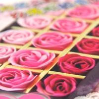 Бумага папирусная для изготовления цветов