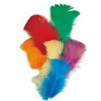 Перья индейки
