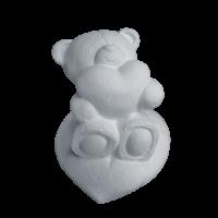 Мишка Тедди на сердце