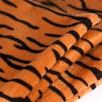 Ткань-плюш Тигровый