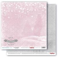 Зимняя Сказка Розовая дымка