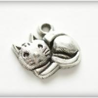 МАЛЕНЬКИЙ КОТЕНОК серебро
