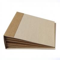 Заготовка для фотоальбома из крафт-картона