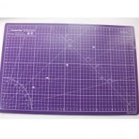 Коврик для резки Фиолетовый А3