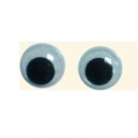 Глазки бегающие со зрачком.