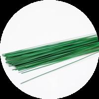 Проволока (зеленый)  1 шт
