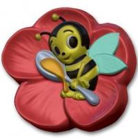 ДесеВеселая пчелка