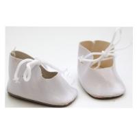 Ботиночки для кукол, цв.белый