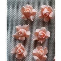 Роза раскрытая, светло-персиковый