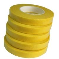 Флористическая лента желтый