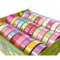 Лента декоративная перламутровая для подарочной упаковки