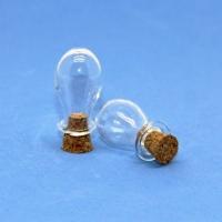 Стеклянные бутылочки с пробкой 1,5мл