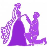 Bride and Groom-2 (Жених и невеста 2)