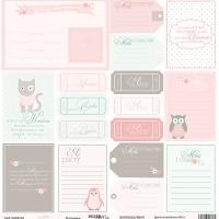 Карточки из коллекции Baby Girl